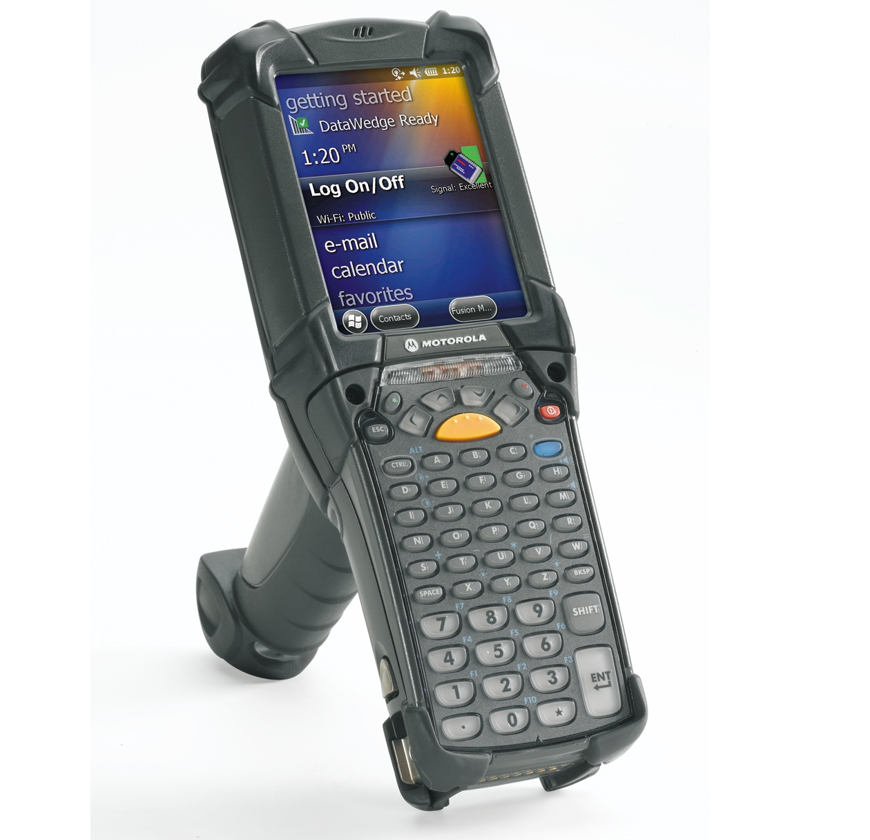 Motorola MC9200 Wireless Mobile Computer